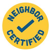 Neighbor Certified