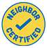 Neighbor Certified